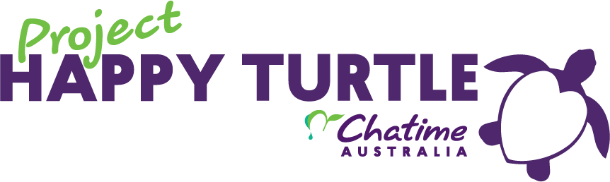 Project Happy Turtle logo