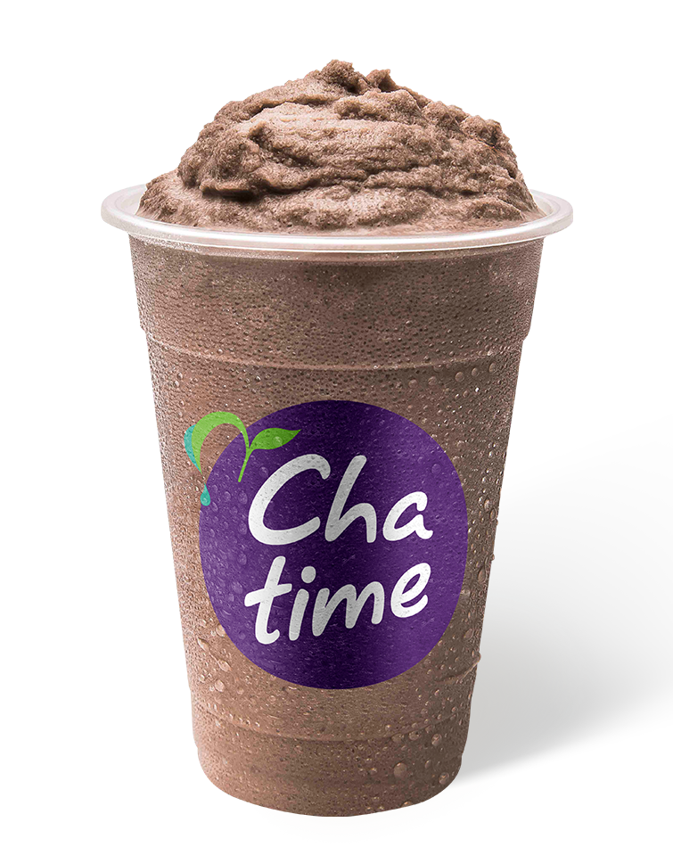 Chocolate Frozen Tea