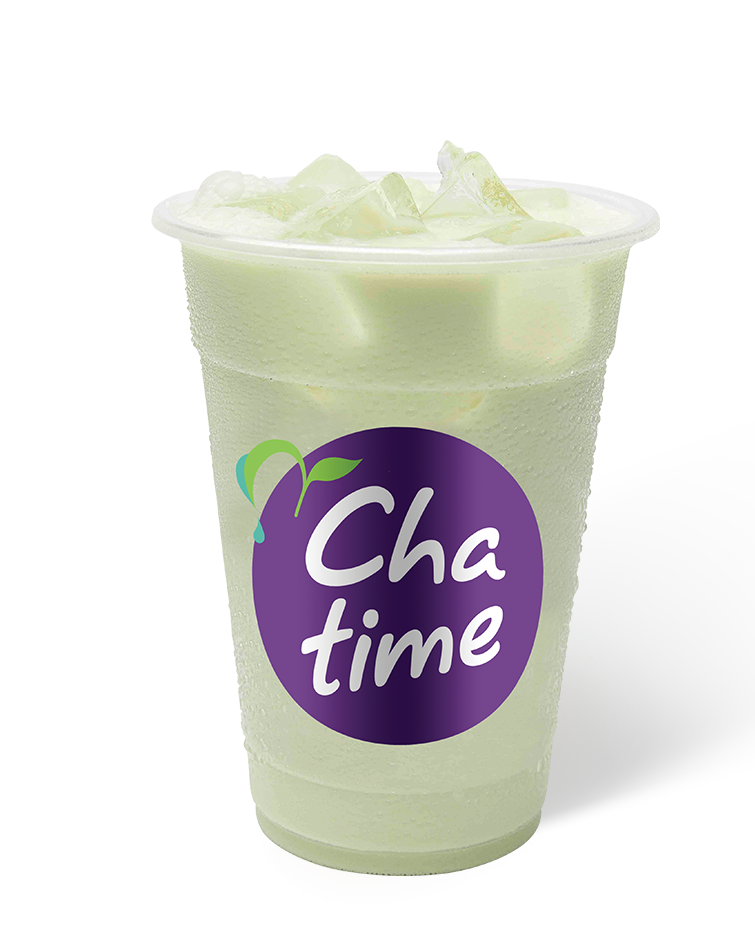 Honeydew Milky Iced Tea